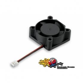 Hobbywing Ventola 2510BH-6V 18.000rpm a 6V. 0.27A Nera x XERUN XR10 PRO