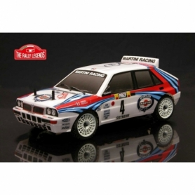 KIT CARROZZ. TRASP. LANCIA DELTA + MARTINI DECALS