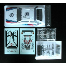 CARROZZ. VERNIC. LANCIA DELTA S4 +DECALS+ACCESSORI