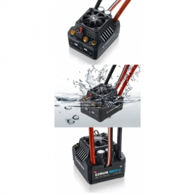 EZRUN MAX10 SCT 120A. Regolatore brushless sensorless waterproof