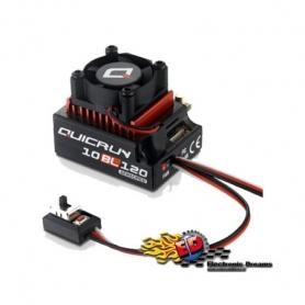 QUICRUN 10BL120S 120/760A. 2-3S regolatore elettronico sensored 30125000