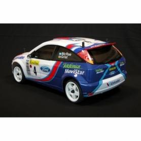 FOCUS WRC ARTR-MC RAE-GRIST 2001(VERNICIATA)