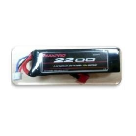 MAXPRO LIPO 30C 7,4V 2200MAH 2S