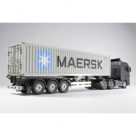 RIMORCHIO CONTAINER 40ft Maersk TAMIYA
