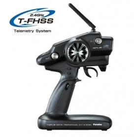 Radiocomando Futaba TX 4PLS R304SB TELEMETRY