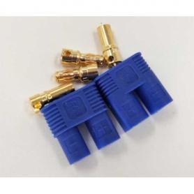 EC3 coppia connettore gold 3,5mm