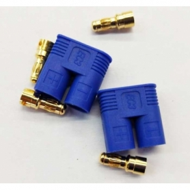 EC3 maschio x2 connettore gold 3,5mm