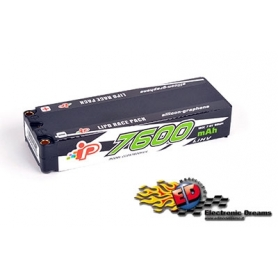 BATTERIA LIPO INTELLECT 7600/120c 2s