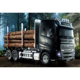 VOLVO FH16 750 6×4 TIMBER TRUCK