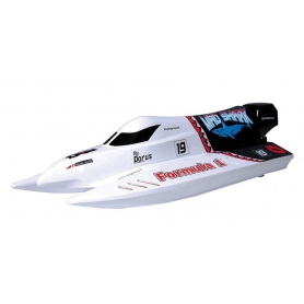 CATAMARANO FORMULA 1 MAD SHARK BRUSHLESS RTR