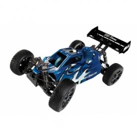 Bull Sport 1/8 NITRO 3,5CC RTR BLU 4×4