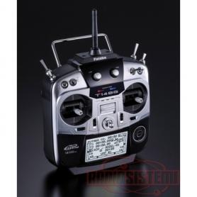 Radiocomando Futaba TX 14SG R7008SB 2,4GHZ HX M2