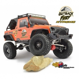 FTX OUTBACK FURY XTREME 4×4 1/10 SCALER