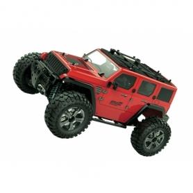 AUTOMODELLO Venturer 1/14 4WD 2,4GHz Rosso