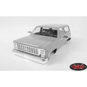 CARROZZERIA RC4WD Chevrolet Blazer Hard Body Complete Set