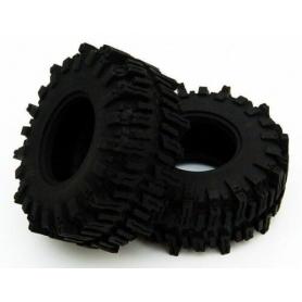 Rc4wd Mud Slingers 2.2 TIRES/pneumatici (2 pezzi)