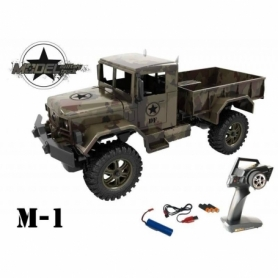 Fantasyland Camion M1 Military Truck pronto all'uso