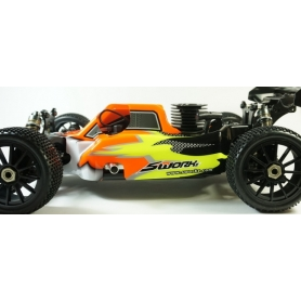 S-Workz APOLLO 1/8 4WD Off-Road NITRO PICCO RTR 2020