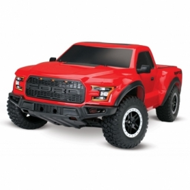 TRAXXAS Ford F-150 Raptor 1:10 Slash 2wd – RED