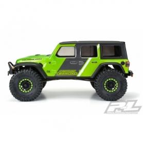 PROLINE Jeep Wrangler JL unlimited Rubicon Carrozzeria Trasparente (12.3″ 313mm)