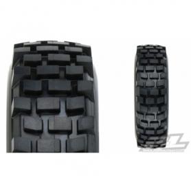 PROLINE Gomme GRUNT Rock Terrain Crawler Truck Tyres 1.9″ (2)