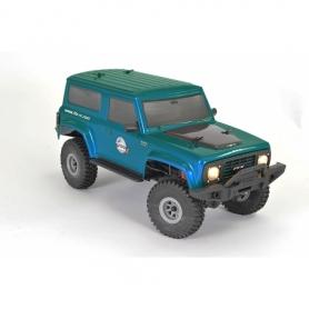 FTX OUTBACK Mini X Cub /18 Trail Ready RTR BLU Metallizzato