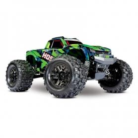 TRAXXAS Hoss 4wd Monster truck 1:10 Brushless VXL-3s TSM - Verde