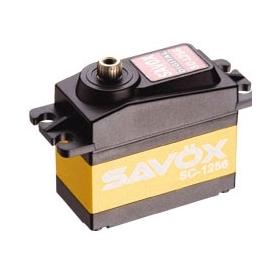 SAVOX SC-1256TG servo digitale