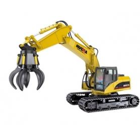Escavatore cingolato con pinza RC 2,4G