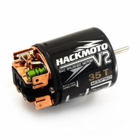 Yeah Racing Hackmoto V2 35T 540 Brushed Motore a spazzole 35T