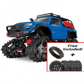 TRAXXAS TRX-4 Sport 1:10 4x4 Trail Crawler con Cingoli TRAXX
