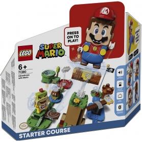 LEGO 71360 Avventure di Mario - Starter Pack