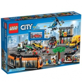 LEGO 60097 PIAZZA DELLA CITTA'