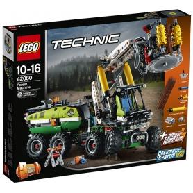 LEGO 42080 MACCHINA FORESTALE