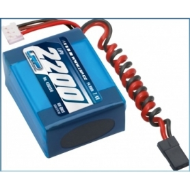 LRP VTEC LiPo 2200 RX-Pack small Hump – RX-only – 7.4V