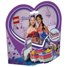 LEGO 41385 La scatola del cuore dell'estate di emma