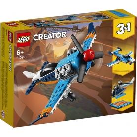 LEGO 31099 AEREO A ELICA