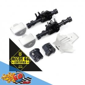 Yeah Racing Kit Assali e protezione Completo x TRAXXAS TRX4 / TRX6
