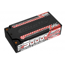 Team Corally Voltax 120C 5000mAh 7.4V Sh 4mm