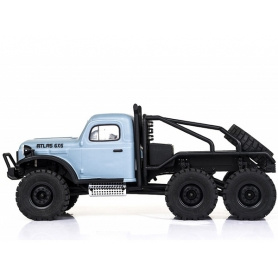 ROC HOBBY 1/18 ATLAS 6X6 RTR SCALE CRAWLER
