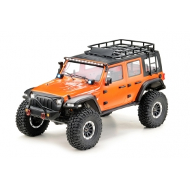 SHERPA Crawler CR3.4 1/10 EP Orange RTR