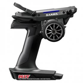 SANWA M17 2.4 ghz. FH-5 RX493