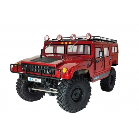 Bull Hammer 1/10 4WD SCALER RTR PRO ROSSO