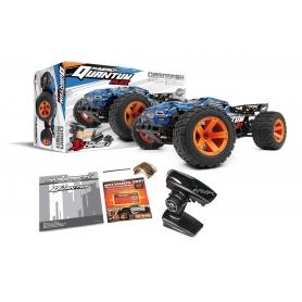 Quantum XT Flux 1/10 4WD Stadium Truck Blue