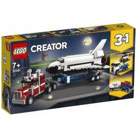 LEGO Creator Trasportatore di shuttle