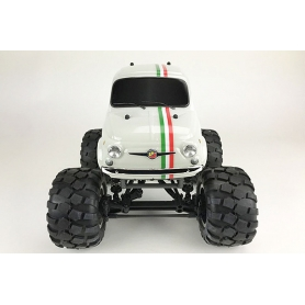CEN Q-SERIES FIAT ABARTH 595 1/12 Solid axle RTR