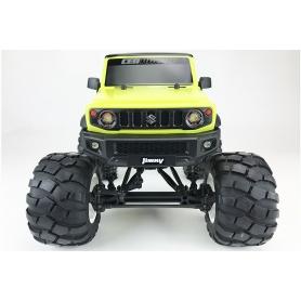 CEN Q-SERIES Suzuki Jimny Yellow 1/12 Solid axle RTR