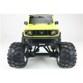 CEN Q-SERIES Suzuki Jimny Yellow 1/12 Solid axle RTR