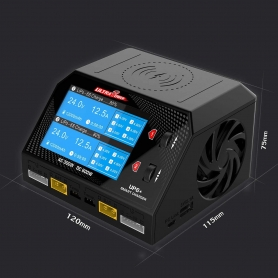 Ultra Power UP6+ Dual Channel AC/DC Smart Balance Charger 600W 16A.