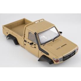 Killerbody Carrozzeria Toyota Land Cruiser 70 Matte Desert ABS